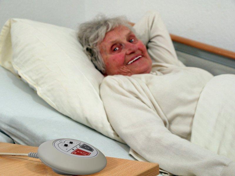 Akustikschalter AAL Homecare Geräuschmelder